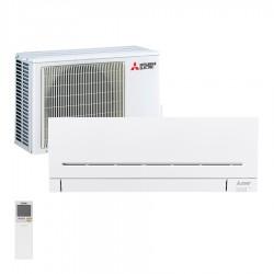 MITSUBISHI ELECTRIC MSZAP25VGK Climatizzatore monosplit Inverter   A+++  R32  9000 Btu caldo freddo Connessione WiFi. -65%