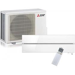 MITSUBISHI ELECTRIC MSZLN25VGV KIRIGAMINE Climatizzatore monosplit Inverter   A+++  R32 Plus 12000 Btu caldo freddo Connessione