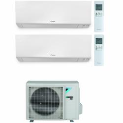 DAIKIN ATXF25A+ATXF35A/2AMXF40A Classic Climatizzatore Dual 9+12btu A++ R32 Inverter caldo-freddo Wifi opzionale (-65%)